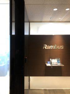 Rambus株式会社 様